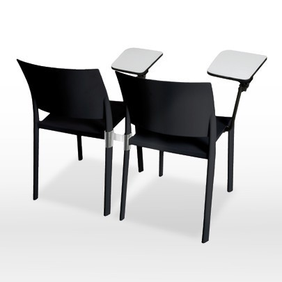 Frank Tablet Arm Chair