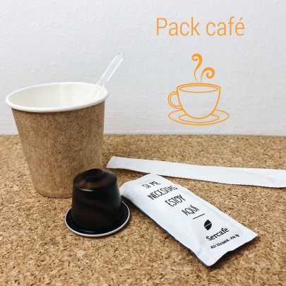 `Coffee pack