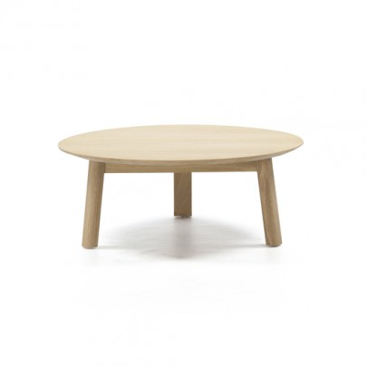 Taula Chal circular fusta
